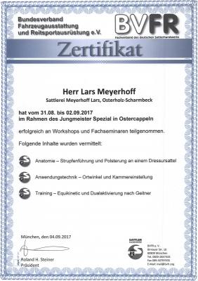 Zertifikate & Auszeichnungen